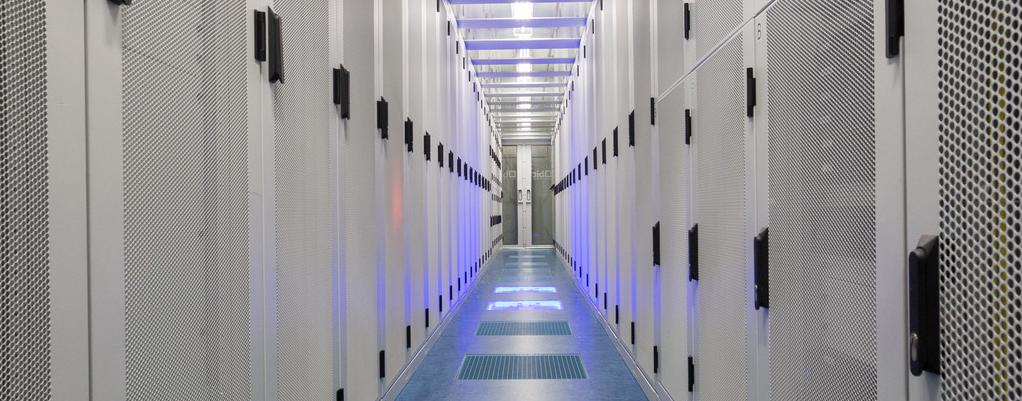 Server Corridor BiT EDE